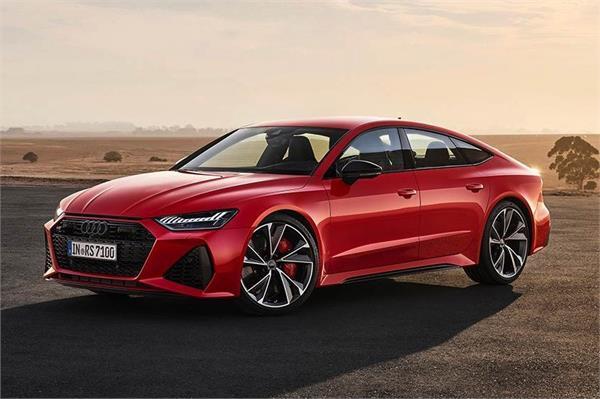 Audi RS7 Sportback भारत में हुई लॉन्च, कीमत 1.94 करोड़ रुपये