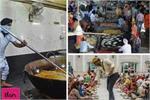 बंगला साहिब की रसोई नहीं देखती जात-पात, भर रही हजारों भूखों का पेट