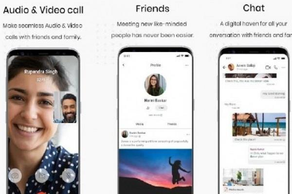 लॉन्च हुई भारत की पहली स्वदेशी सोशल मीडिया एप्प Elyments, जानें फीचर्स