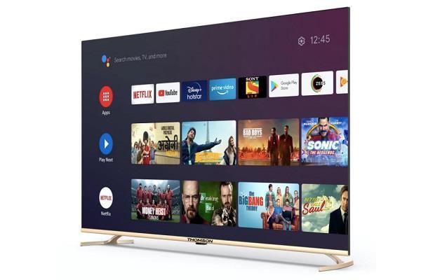 Thomson ने भारत में लॉन्च की एंड्रॉयड TV की नई रेंज, जानें कीमत
