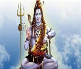 भोले शंकर के 12 प्रतीकः शिव के आंसू से बने थे रूद्राक्ष,...