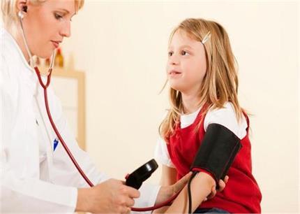 बच्चों में हाई बीपी की समस्या बन रही है CVD की वजह