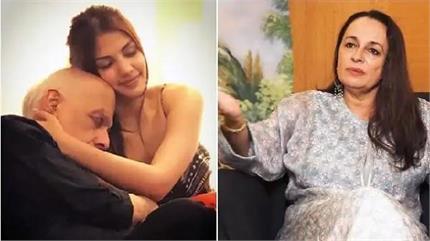 रिया-महेश व्हाट्सएप चैट पर सोनी राजदान ने किया पति का सपोर्ट, कहा-...