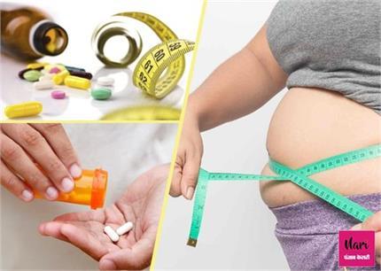 मोटापे की वजह हो सकती हैं मल्टीविटामिन्स, ये दवाएं भी बढ़ाती हैं वजन
