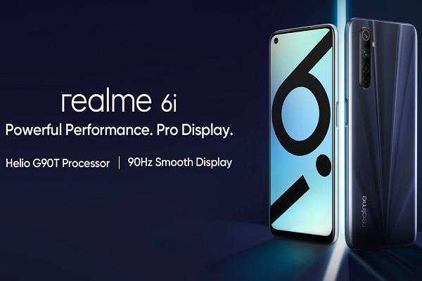 नो कोस्ट EMI और शानदार ऑफर्स के साथ Realme 6i खरीदने का मौका, आज आयोजित होगी सेल