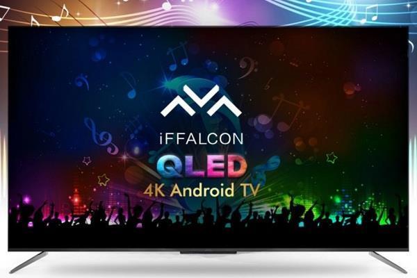 iFFALCON ने लॉन्च किए नए QLED और UHD Smart TV, जानें कीमत और फीचर्स
