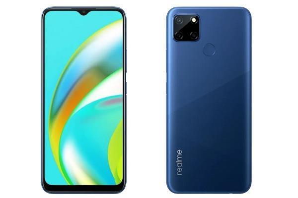 Realme C12 बजट स्मार्टफोन की आज आयोजित होगी सेल, कीमत 8,999 रुपये से शुरू