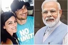 सुशांत की बहन ने पीएम मोदी से लगाई इंसाफ की गुहार, कहा-...