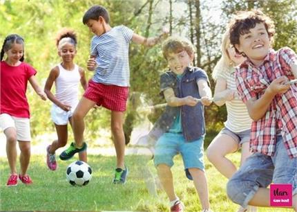 नेशनल स्पोर्ट्स डे: बच्चे के विकास के लिए बहुत जरूरी है गेम्स