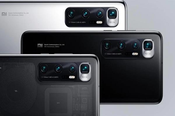 120W फास्ट चार्जिंग और 120x अल्ट्रा ZOOM कैमरे के साथ लॉन्च हुआ Mi 10 Ultra