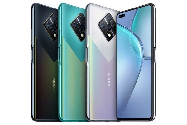 48MP डुअल सेल्फी कैमरे के साथ लॉन्च हुआ Infinix Zero 8 स्मार्टफोन