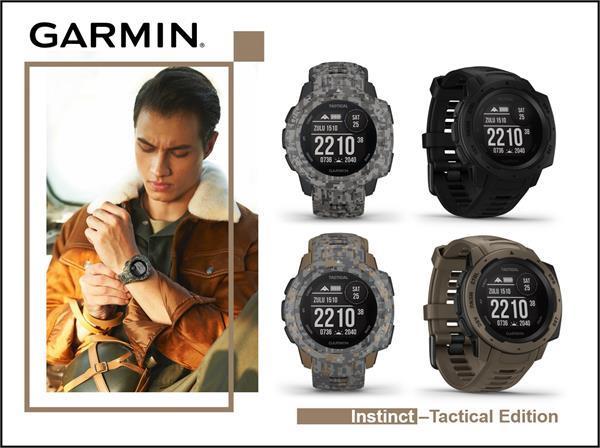Garmin ने भारत में लॉन्च किया अपनी रग्ड, GPS स्मार्टवॉच का टैक्टिकल एडीशन