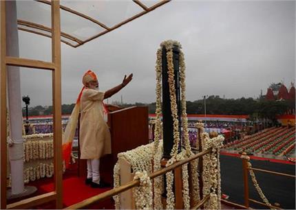 स्वतंत्रता दिवस 2020: पीएम मोदी ने कहा- कोरोना नहीं रोक सकता...