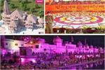 राम मंदिर: भूमि पूजन के लिए दुल्हन की तरह सजी अयोध्या नगरी