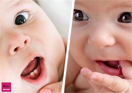 दांत रखते वक्त बच्चे को होने वाली परेशानियों से राहत दिलाएंगे ये...