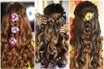 Festive Vibes! लड़कियों के लिए खूबसूरत HairStyles