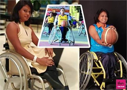 पोलियो के कारण 6 साल की उम्र में खोए पैर लेकिन नहीं मानी हार, पढ़िए...