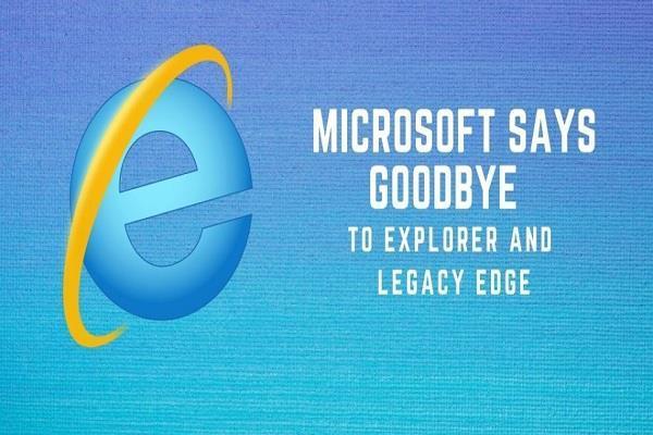 25 साल बाद Microsoft internet Explorer होने जा रहा बंद, जानें इसके पीछे की वजह