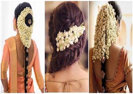 Bridal Fashion: इस बार ट्राई करें डिफरेंट स्टाइल में गजरा