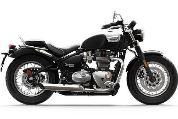भारत में लॉन्च हुआ Triumph Bonneville Speedmaster, 11.33 लाख रुपये रखी गई एक्स शोरूम कीमत