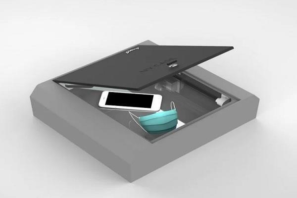 Godrej आपके लिए लाई खास UV Case, मोबाइल से लेकर पैसों तक को करेगा सैनिटाइज़