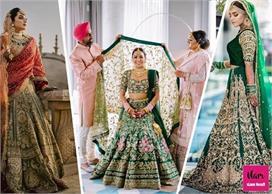 Latest Trend: रैड या पिंक नहीं, बहन या बेस्टी की शादी में...