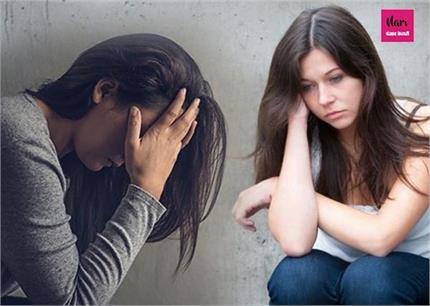 लॉकडाउन के दौरान लड़कियां हुई ज्यादा डिप्रेशन की शिकार, जानें क्या...