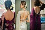 Fashion Tips: सिंपल हो या डिजाइनर साड़ी, सेक्सी दिखाएंगे ब्लाउज के...