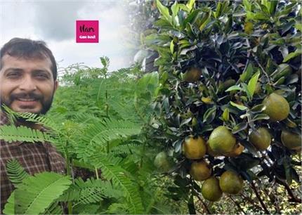 IIT की पढ़ाई के बाद शुरू की ऑर्गेनिक खेती, आज लाखों में कर रहा कमाई