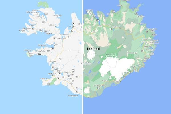 Google Maps को मिला नया अपडेट, रंगों के आधार पर मिलेगी रास्ते की और भी सटीक जानकारी