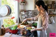 गृहिणी को पता होनी चाहिए रसोई घर से जुड़ी ये बातें