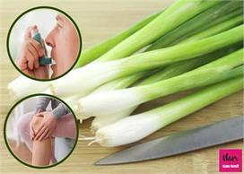 अस्थमा रोगियों के लिए बेस्ट है Spring Onion, जानिए इसके और...