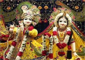 भगवान श्रीकृष्ण के इन 5 मंदिरों में जन्माष्टमी में होती है...