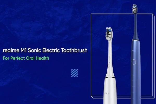 Realme का इलेक्ट्रिक टूथब्रश भारत में हुआ लॉन्च, कंपनी ने किया 90 दिनों के बैटरी बैकअप का दावा