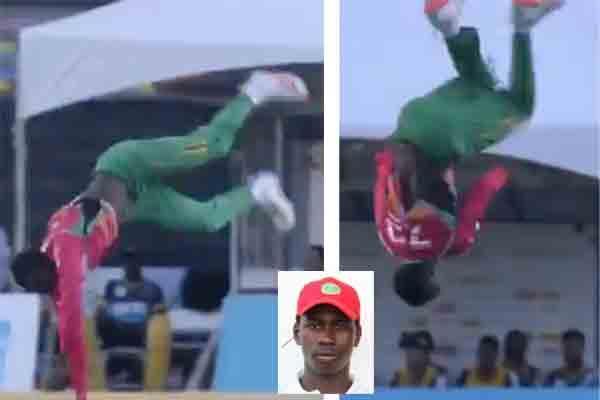 windies cricketer