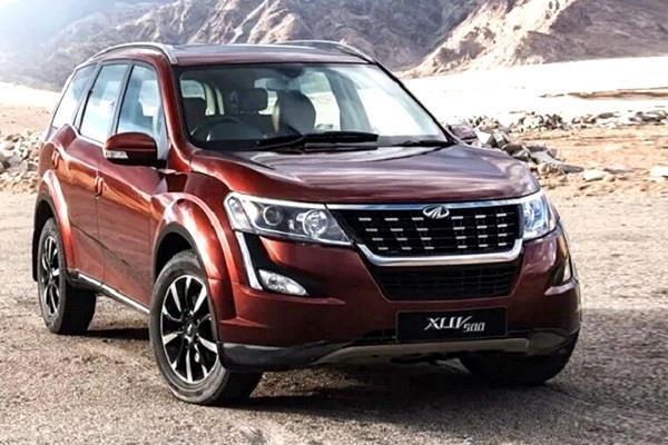महिंद्रा जल्द भारतीय बाजार में उतारेगी नैक्स्ट जेनरेशन XUV500, SUV में मिलेगा 2,179cc का डीज़ल इंजन