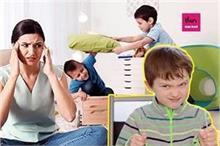 बच्चे को टिककर बैठने नहीं देता Hyper- Active Disorder,...
