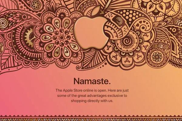 भारत में लॉन्च हुआ एप्पल का पहला ऑनलाइन स्टोर, ग्राहकों को मिलेंगी ये सुविधाएं