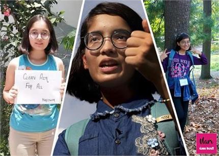 #SaalBhar60: पर्यावरण को बचाने के लिए 12 साल की रिद्धिमा की पहल