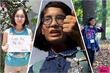 #SaalBhar60: पर्यावरण को बचाने के लिए 12 साल की रिद्धिमा की...