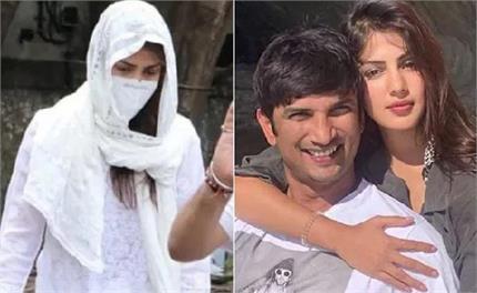 रिया का दावा - सुशांत को 'केदारनाथ' के सेट पर लगी थी नशे की लत!...