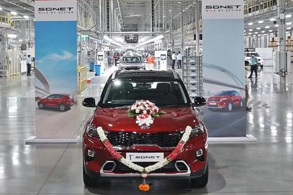 Kia Sonet की शुरू हुई डिलीवरी, अब तक 25,000 ग्राहकों ने की है यह SUV बुक