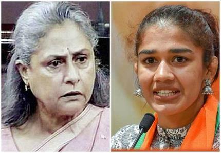 बबीता फोगाट बोलीं- रवि किशन ने अच्छा मुद्दा उठाया लेकिन जया जी को तो...