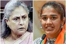 बबीता फोगाट बोलीं- रवि किशन ने अच्छा मुद्दा उठाया लेकिन जया...