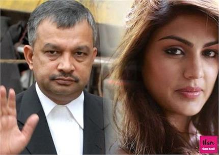 रिया की गिरफ्तारी पर वकील का बयान, 'अगर प्यार करना गुनाह है तो...'