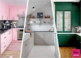 छोटी किचन को भी बड़ा दिखाएंगे ये स्मार्ट Cabinet डिजाइन्स