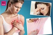 कैंसर नहीं इन कारणों से भी हो सकता है Breast Pain