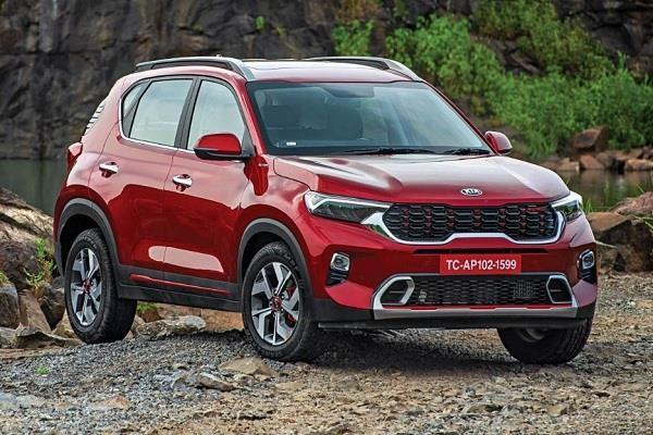 Kia ने भारत में लॉन्च की अपनी शानदार SUV Sonet, देखें वीडियो