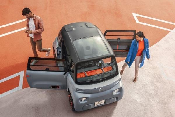 सिटी ड्राइविंग के लिए खास है यह इलेक्ट्रिक कार, एक चार्ज में चलती है 70Km