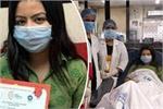 भारत की पहली प्लाज्मा डोनर, कोरोना को मात देकर की लोगों की मदद